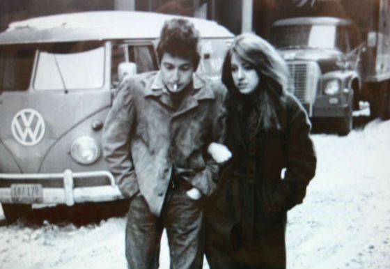 Дилан со Сьюз Ротоло