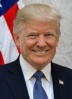 Дональд Джон Трамп (Donald John Trump)