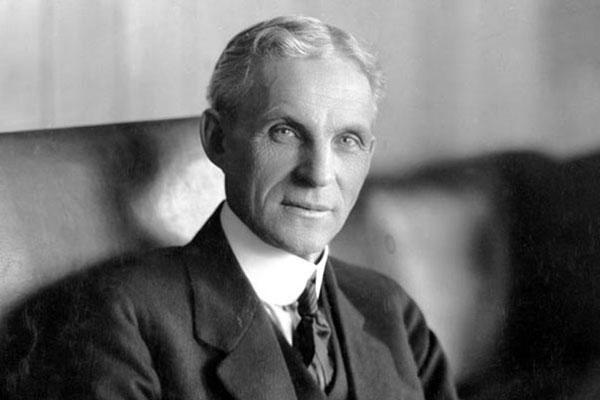 Генри Форд биография и история успеха отца автоиндустрии