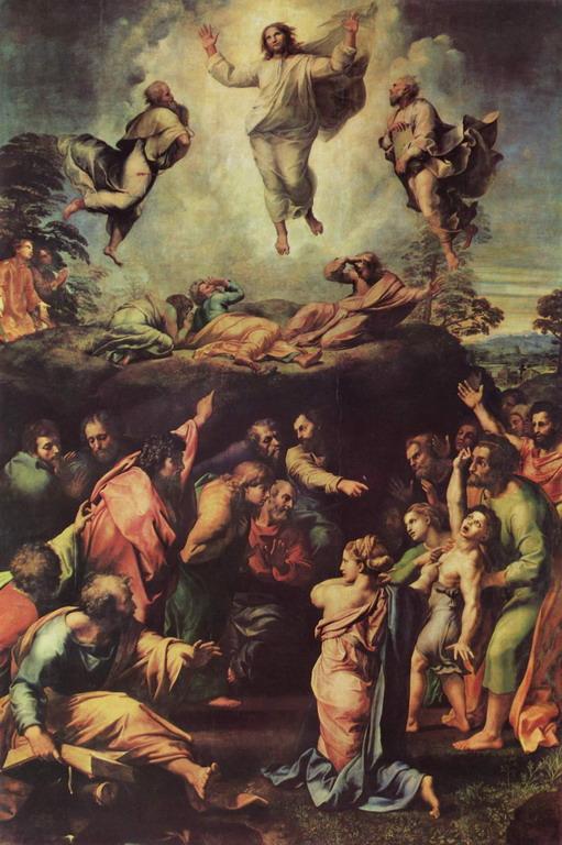 Преображение Христово