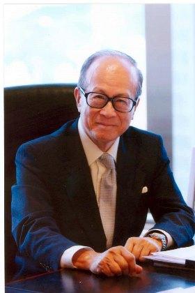 Ли Ка-шинг Li Ka-shing