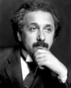 Альберт Эйнштейн (Albert Einstein)