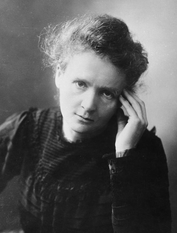 Мария Склодовская-Кюри (франц. Marie Curie, польск. Maria Skłodowska-Curie)