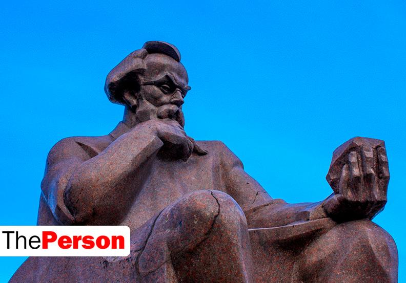 Памятник Владимиру Вернадскому