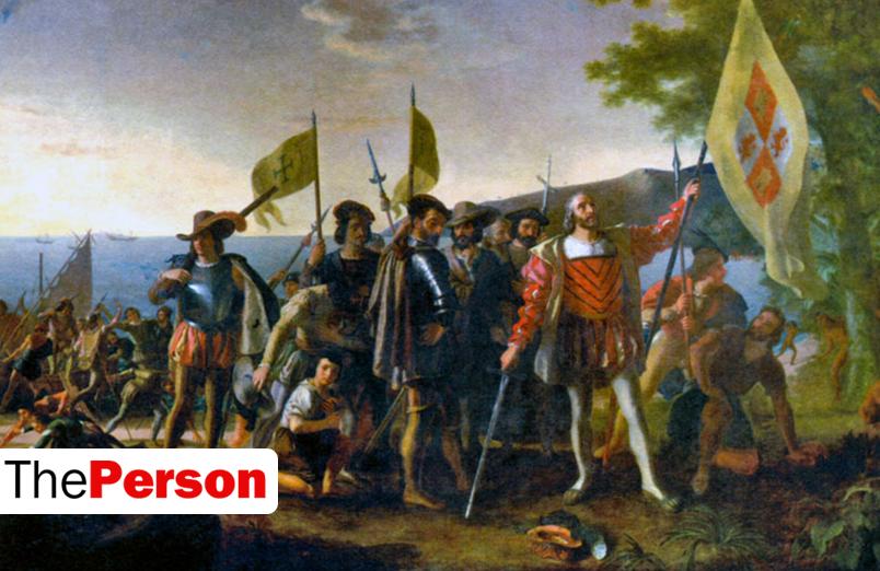 Колумб - Христофор Колумб