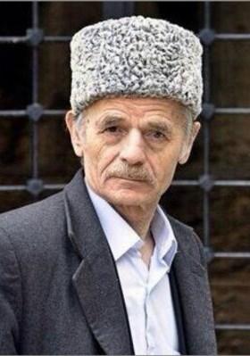Мустафа́ Абдулджеми́ль Джеми́лев