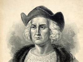 1571 1 - Христофор Колумб
