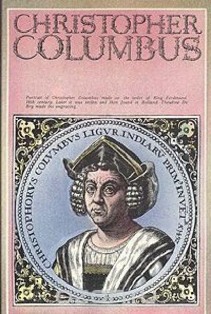 Христофор Колумб (по И.Блоку)