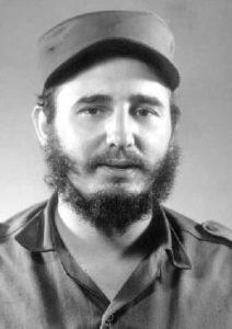 Фиде́ль Алеха́ндро Ка́стро Рус