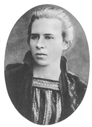 Леся Украинка (Лариса Косач-Квитка)