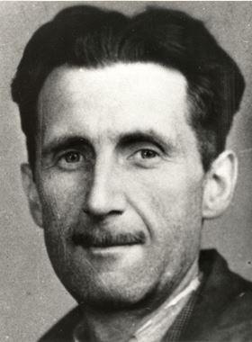 Джордж Оруэлл (George Orwell), настоящее имя Эрик Артур Блэр (Eric Arthur Blair)