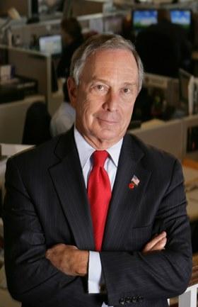 Майкл Рубенс Блумберг (Michael Rubens Bloomberg)