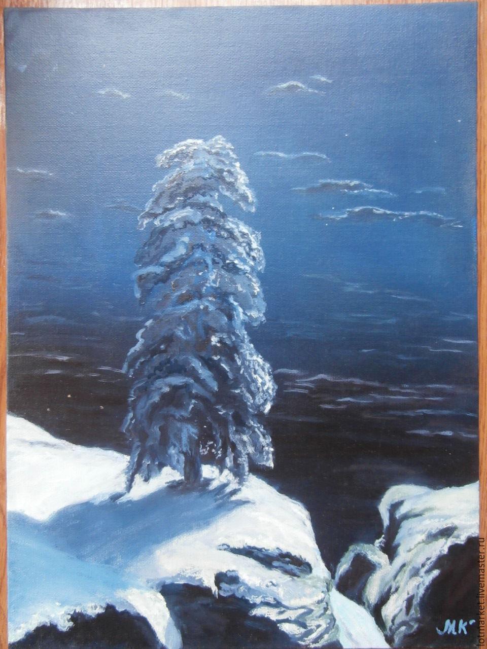 И. И. Шишкин - На севере диком