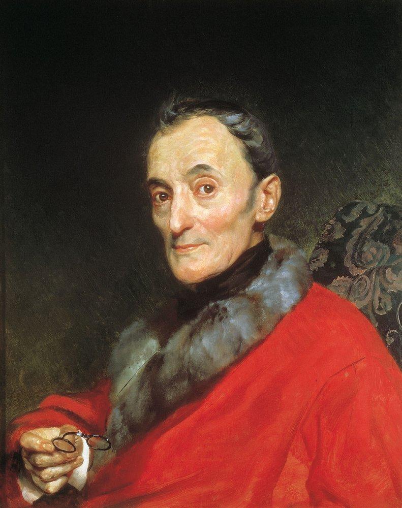 Портрет Микеланджело Ланчи