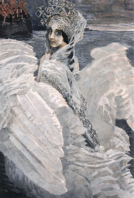 Царевна-Лебедь, 1900