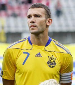 Андрей Николаевич Шевченко