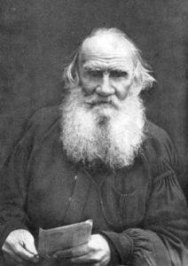 Лев Никола́евич Толсто́й