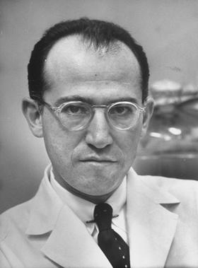 Джонас Эдвард Солк (Jonas Edward Salk)