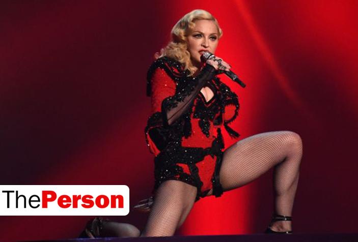 Мадонна в порно индустрии как
