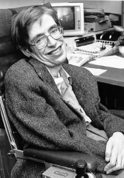 Стивен Уильям Хокинг (Stephen William Hawking)