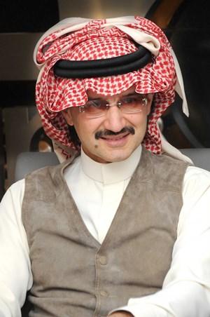 Принц аль-Валид ибн Талал ибн Абдель Азиз Аль Сауд