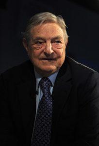 Джордж Сорос (George Soros), настоящее имя Дьордь Шварц