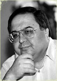 Бизнесмен А.Б. Усманов в начале 1990-х, Москва