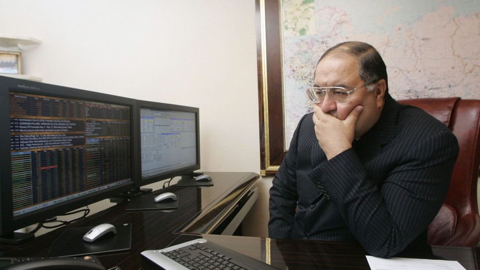 Усманов Алишер Бурханович, 2000-е годы