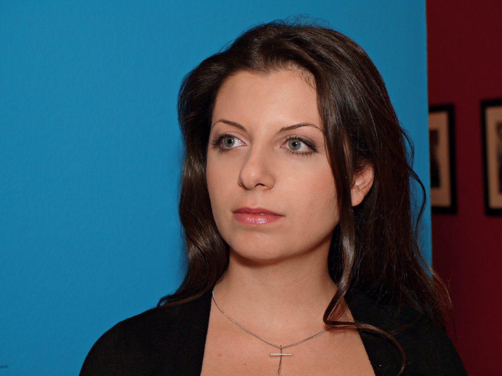 Margarita Simonyan © РИА Новости 1024x768 - Маргарита Симоновна Симоньян