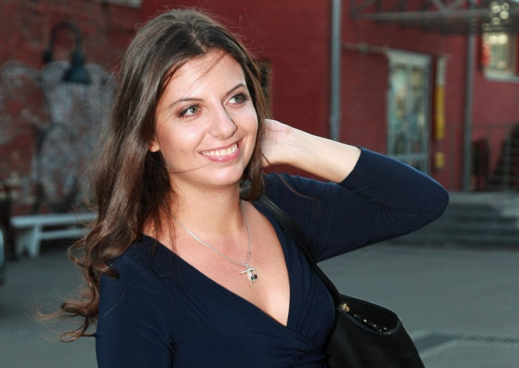 Margarita Simonyan © РИА Новости 2 1024x725 - Маргарита Симоновна Симоньян
