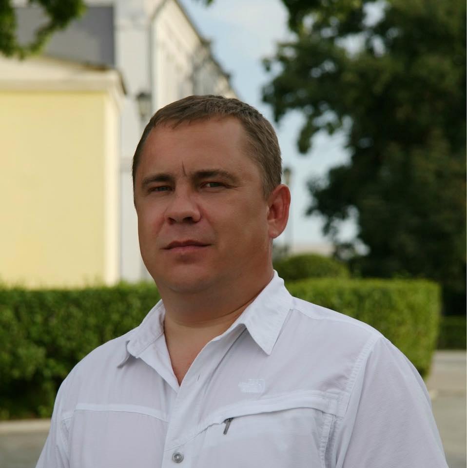Чагин Алексей Валерьевич.