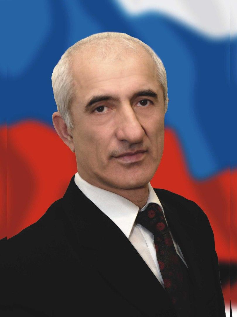 Шарапудинов Али Омарович