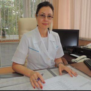 Кац Елена Леонидовна