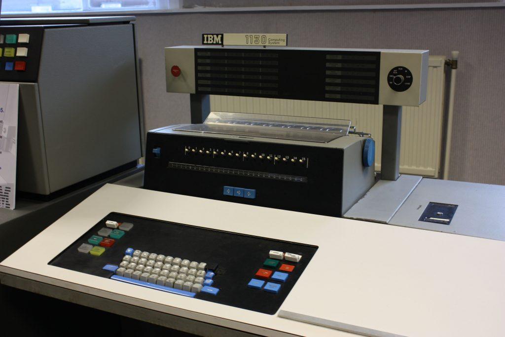 IBM 1130 Console