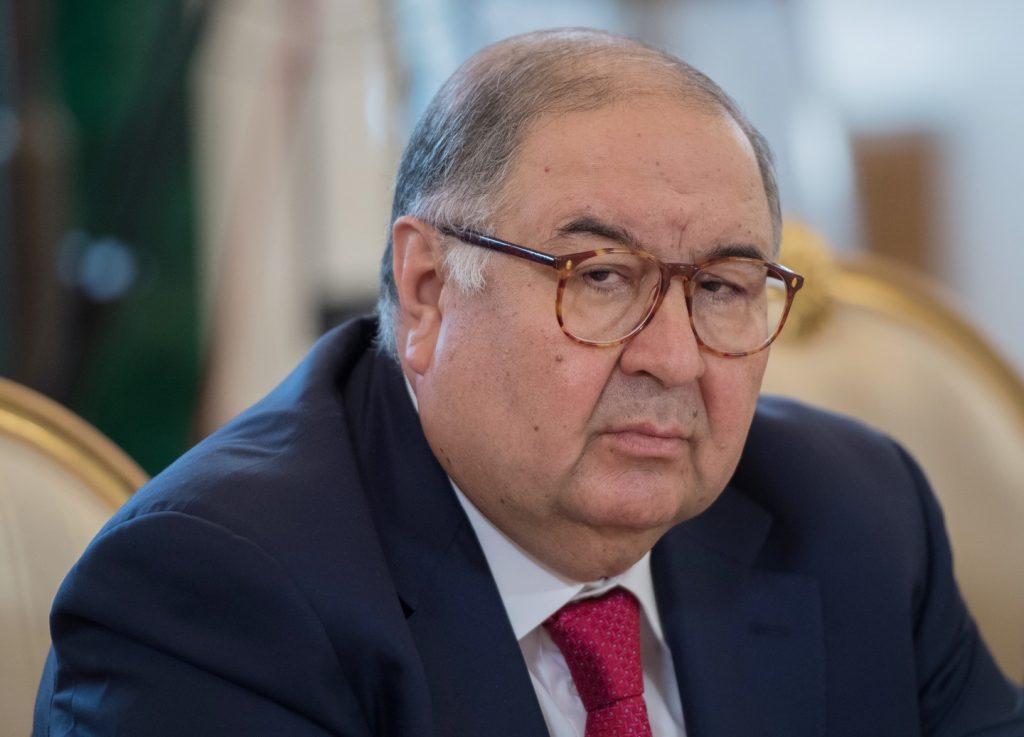 основатель USM Усманов Алишер Бурханович